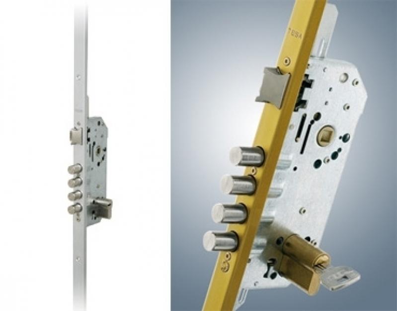 Colocar Portas Blindadas Preço Caxias - Fechadura Portas Blindadas