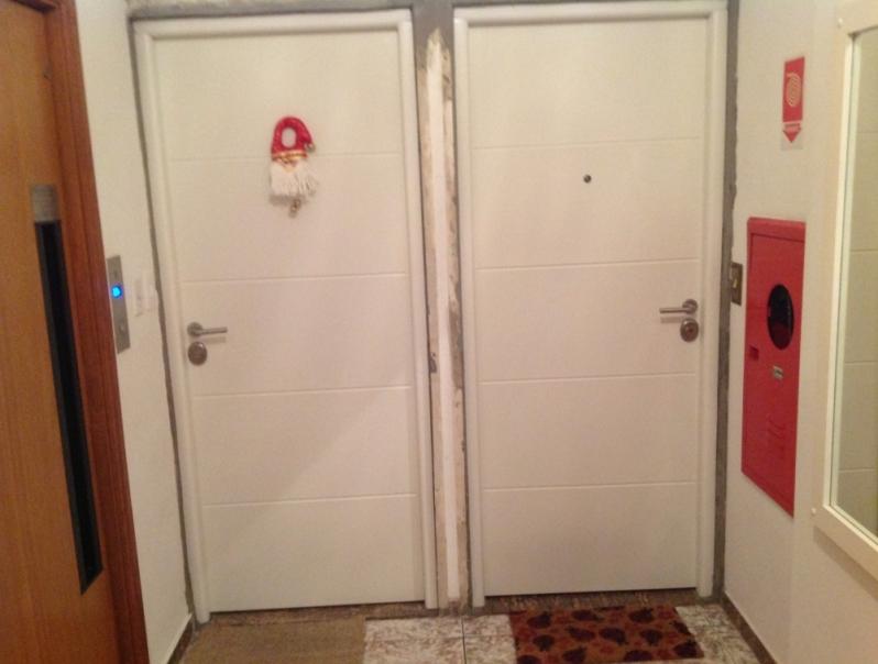 Porta Residencial Blindada