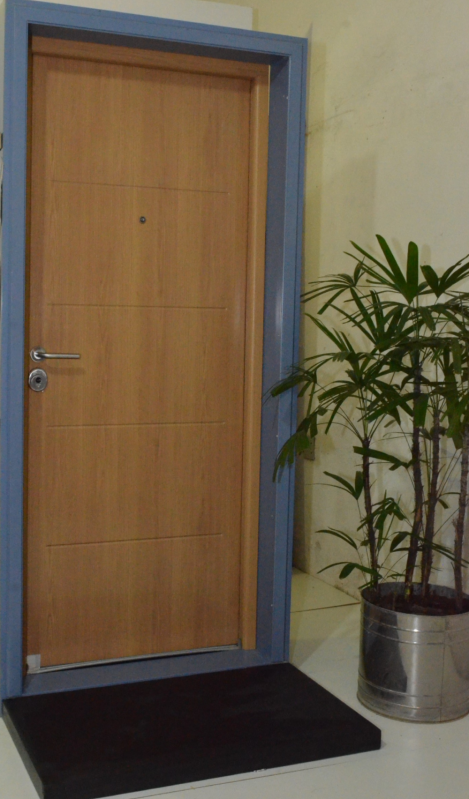Manutenção de Portas Blindadas Preço Mogi das Cruzes - Porta Blindada com Biometria