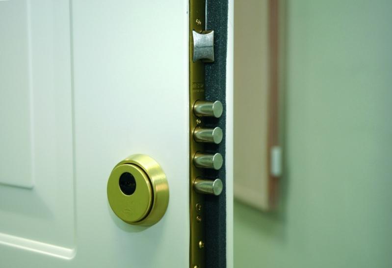 Manutenção de Portas Blindadas Oriental - Colocar Portas Blindadas