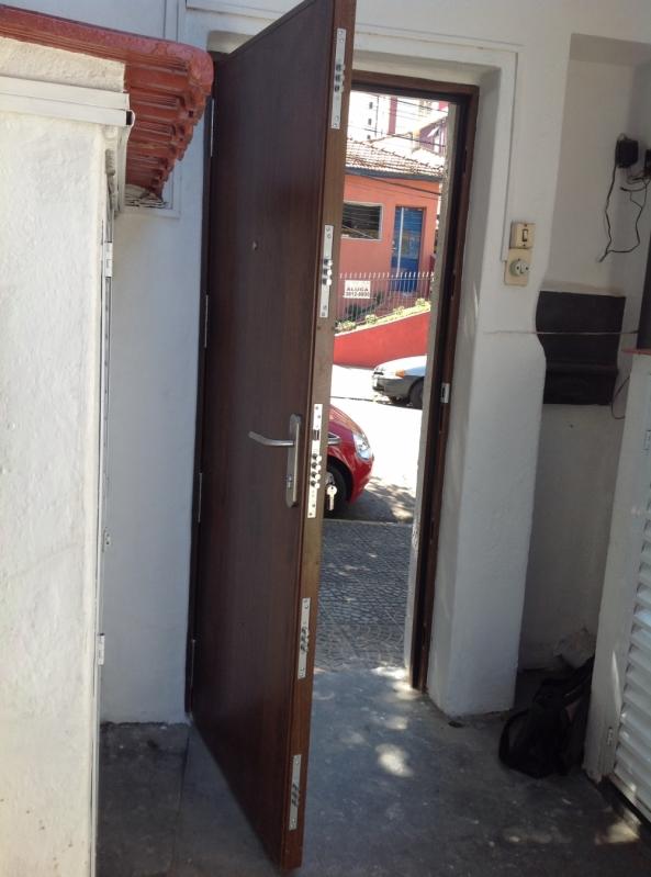 Porta Blindada para Apartamento Navegantes - Portas Blindadas de Alta Segurança