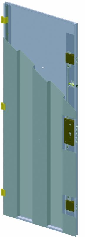 Portas de Segurança na Mooca