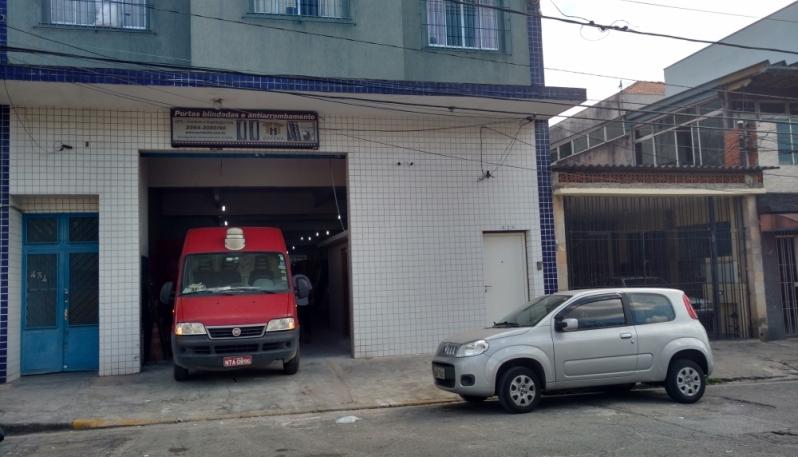 Portas Blindadas em São Paulo