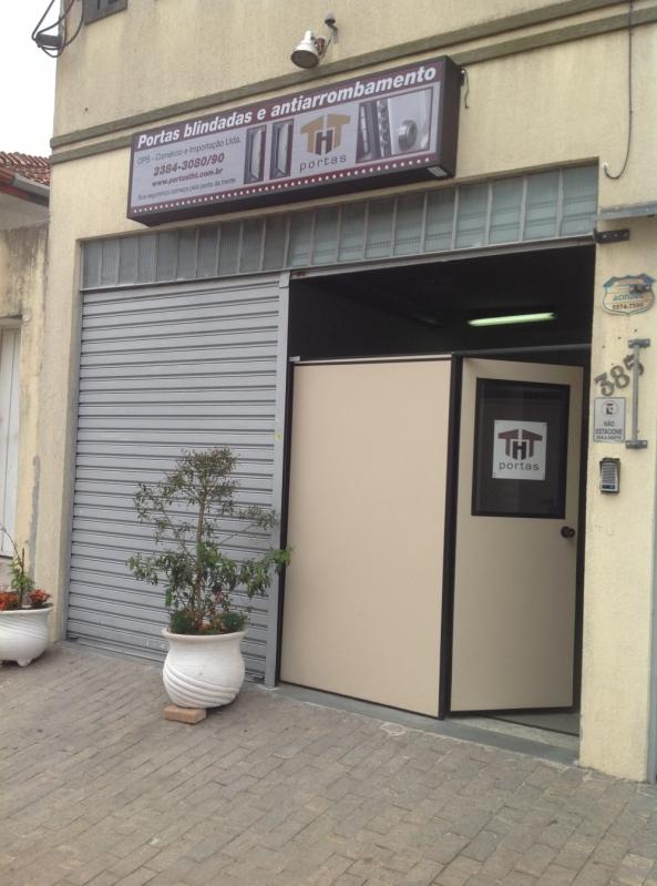 Portas de Segurança para Apartamentos