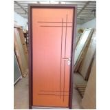 comprar porta blindada com vidro Itapevi