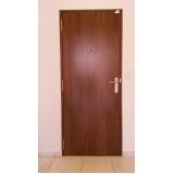 comprar porta de segurança na Cruzeiro do Sul