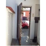 conserto de porta blindada Barra de São Francisco