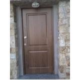 conserto de portas blindadas valor Maringá