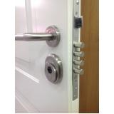 conserto de portas blindadas Capela