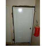 empresa de portas antifurto para apartamentos em Lages