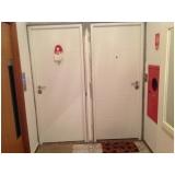 empresa de portas blindadas para apartamentos em Rio Claro