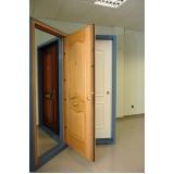 porta anti arrombamento com fechadura preço em Xambioá