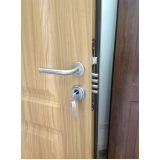 porta blindada resistente preço em Santa Isabel