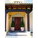porta de segurança com trava na Pinheiro