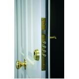 porta resistente anti arrombamento preço em Toledo