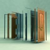 porta resistente blindada na Timon
