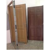 portas de madeira antifurto em Uberaba