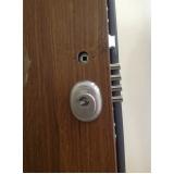 venda de porta blindada com biometria Passo Fundo