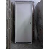 venda de porta blindada de madeira Maranguape