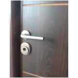 venda de portas blindadas para apartamento Marapoama