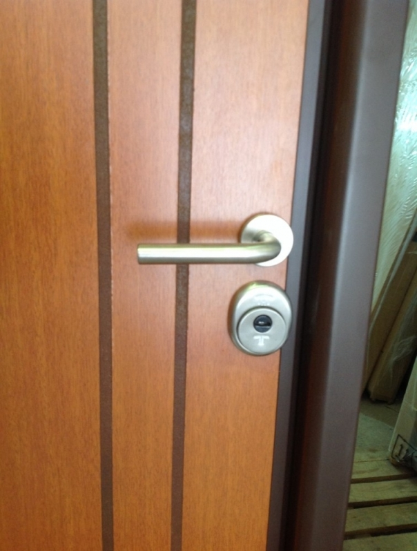 Venda de Dobradiças para Portas Blindadas Canindé - Fábrica de Portas Blindadas