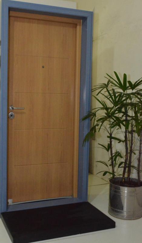 Venda de Porta Blindada de Aço Capixaba - Porta Blindada Aço